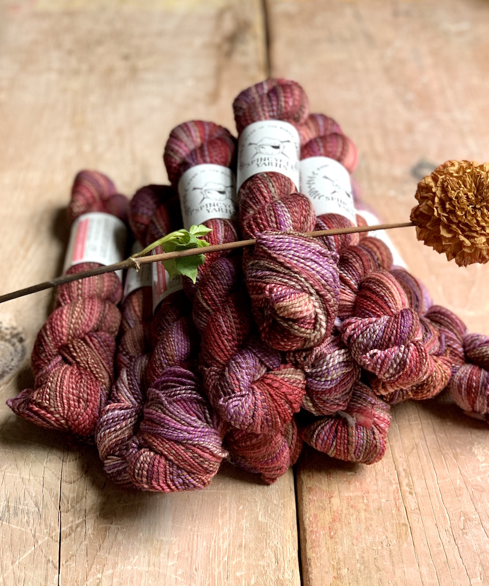 A new Loop special edition colour from Spincycle Yarns