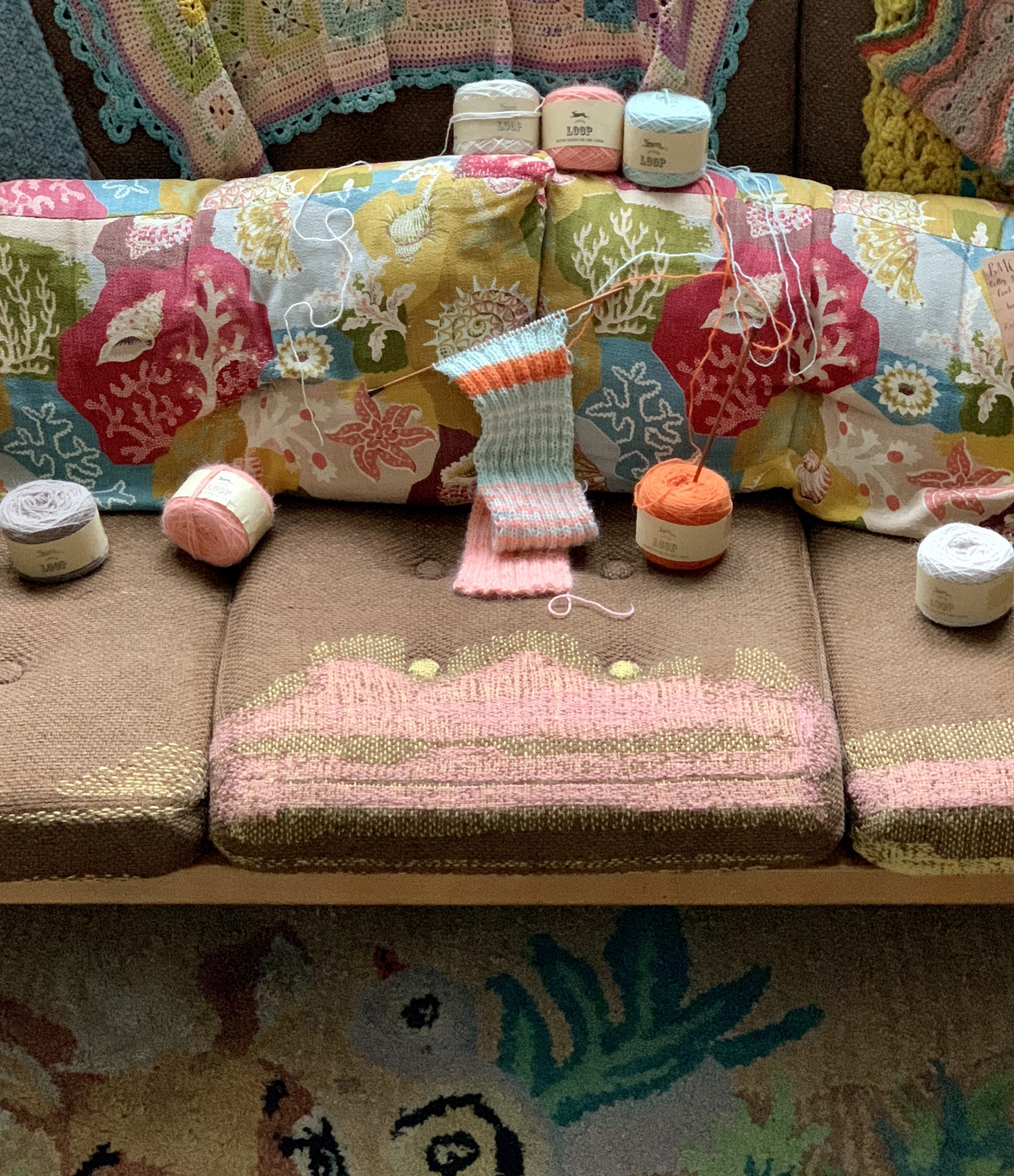 Visible mending with Celia Pym and more stitching inspiration