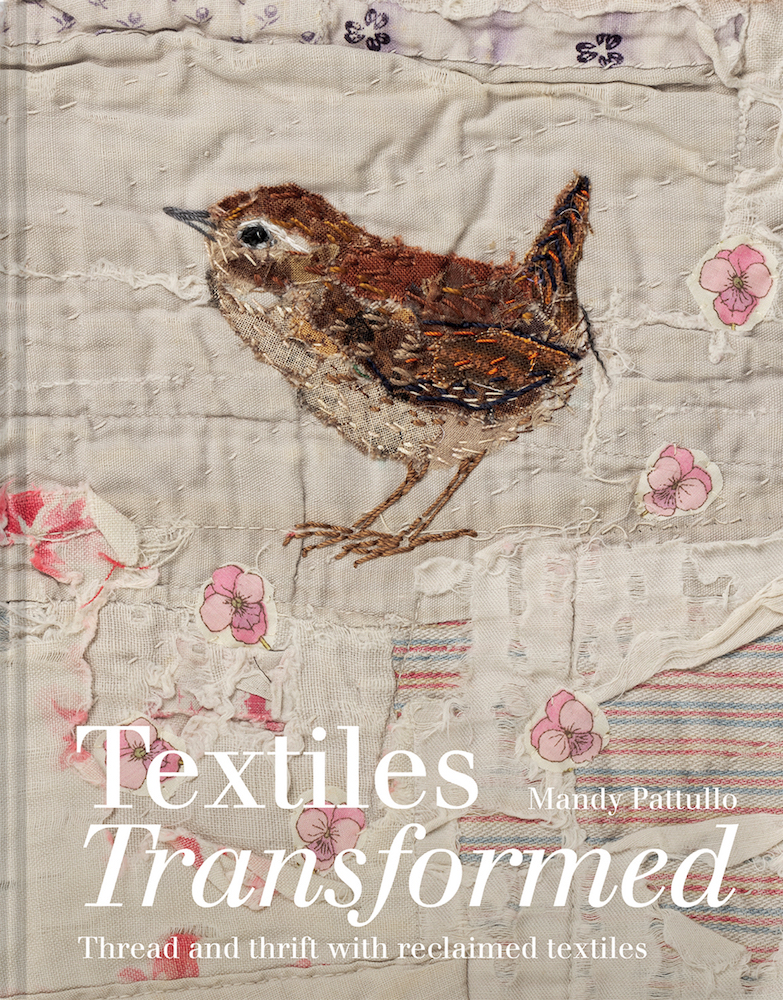 A new textile workshop and an exciting giveaway!
